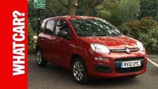 Fiat Panda long-term test - What Car? 2013