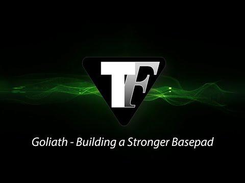 Goliath Glock plus 20 Basepad - Black