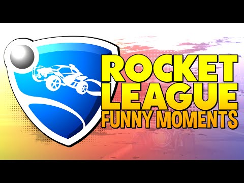 THIS GAME IS ADDICTING! - Rocket League (Funtage)