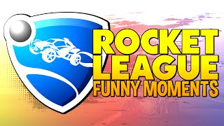 THIS GAME IS ADDICTING! - Rocket League Funny Moments (Funtage)