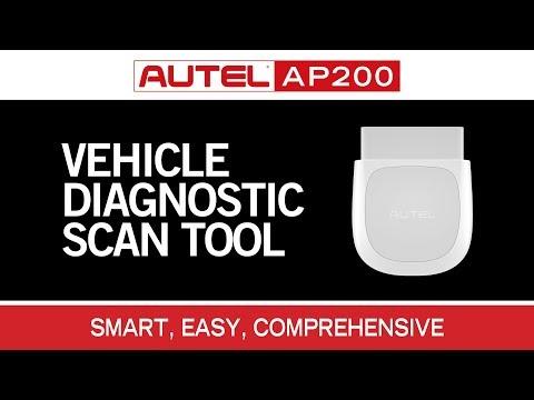 Autel MaxiAP AP200 — Introduction