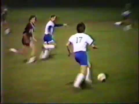 1985-10 Byron Bergen vs  Bath Soccer