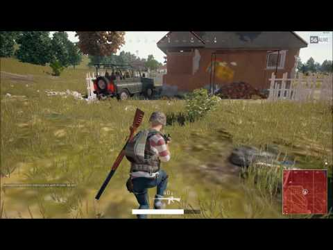 A semi decent and easy repo in the widely loved Player Unknown's Battlegrounds