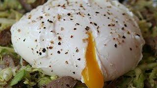 Оригинальный рецепт приготовления яиц пашот.(Яйца-пашот – старинный французский рецепт, который отлично подойдет и для быстрого завтрака, и для изыскан..., 2015-10-15T11:36:57.000Z)