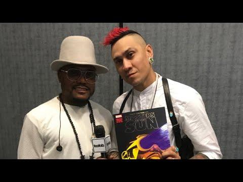 Black Eyed Peas Tease New Album and Graphic Novel