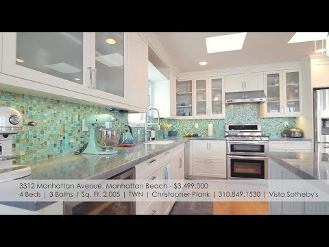 Manhattan Beach Real Estate  New Listings: May 1213, 2018  MB Confidential