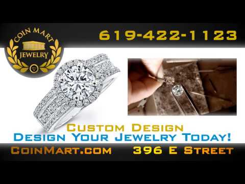 Coin Mart Jewelry Advertisement San Diego's Best Jewelry Store