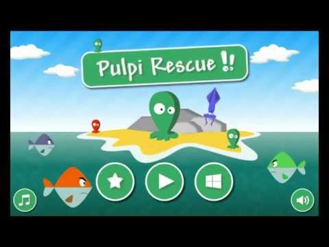 Pulpi Rescue - Action Puzzle Game made by Loon Apps