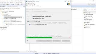 SAP HANA الأكاديمية - BW/4HANA: ما هو الجديد - DTP (BW أدوات النمذجة) [1 SP08]