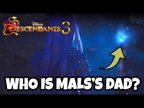 Descendants 3 Teaser Trailer. Who is Mal's Dad? The Cast is Partially Releaved. Totally TV