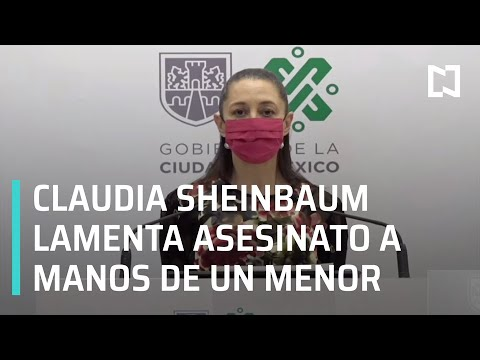 Joven de 14 años asesina a menores | Sheinbaum lamenta asesinato - Paralelo 23