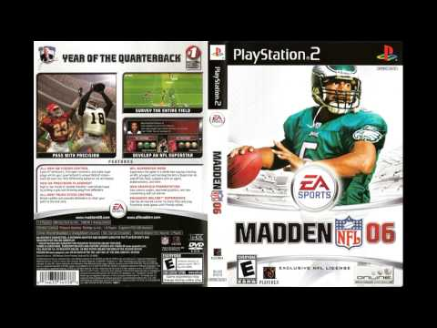 Madden 06 Soundtrack: Spider Loc-When I Get Angry (Madden 06 Version)