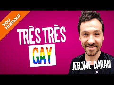 JEROME DARAN - Très très gay !