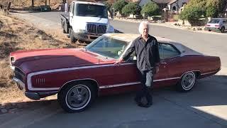 1969 Galaxie GT Original Owners Son