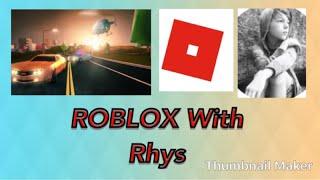Roblox avec Rhys Partie 2!