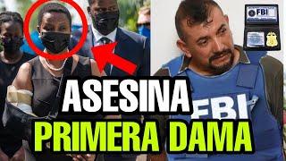 ?ÚLTIMA HORA [ PRIMERA DAMA ES CULPABLE DEL ASESINATO DEL PRESIDENTE DE Haití ] Jovenel Moïse