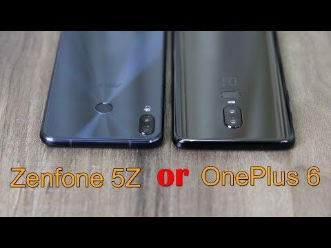 OnePlus 6 vs Asus Zenfone 5z comparison, design, camera - परिणाम आपको आश्चर्यचकित करेंगे