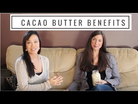 How cacao butter can be extremely beneficial for your eczema