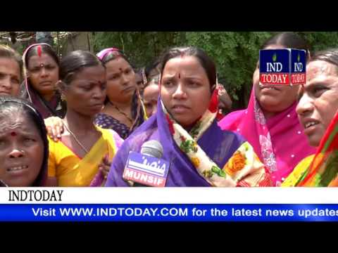 Dhoolpet Rehabilitation: Raja Singh arrested, wife continue protest demands proper rehabilitation
