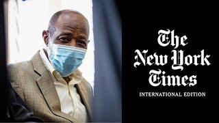 BITEYE URUJIJO, IKIGANIRO UTUMVISE RUSESABAGINA YAGIRANYE N'UMUNYAMAKURU WA THE NEW YORK TIMES