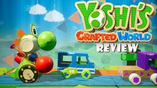 Yoshi's Crafted World (Switch) Review (Video Game Video Review)