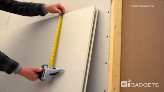 Canadian Tire|All-in-1 tool makes cutting drywall fast and easy