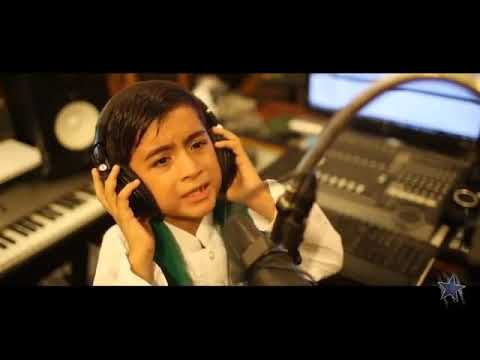 PAKISTAN DEFENSE DAY SONG : MERE WATAN YE HAQIDATEIN  6TH SEPTEMBER , 2017  KID VERSION