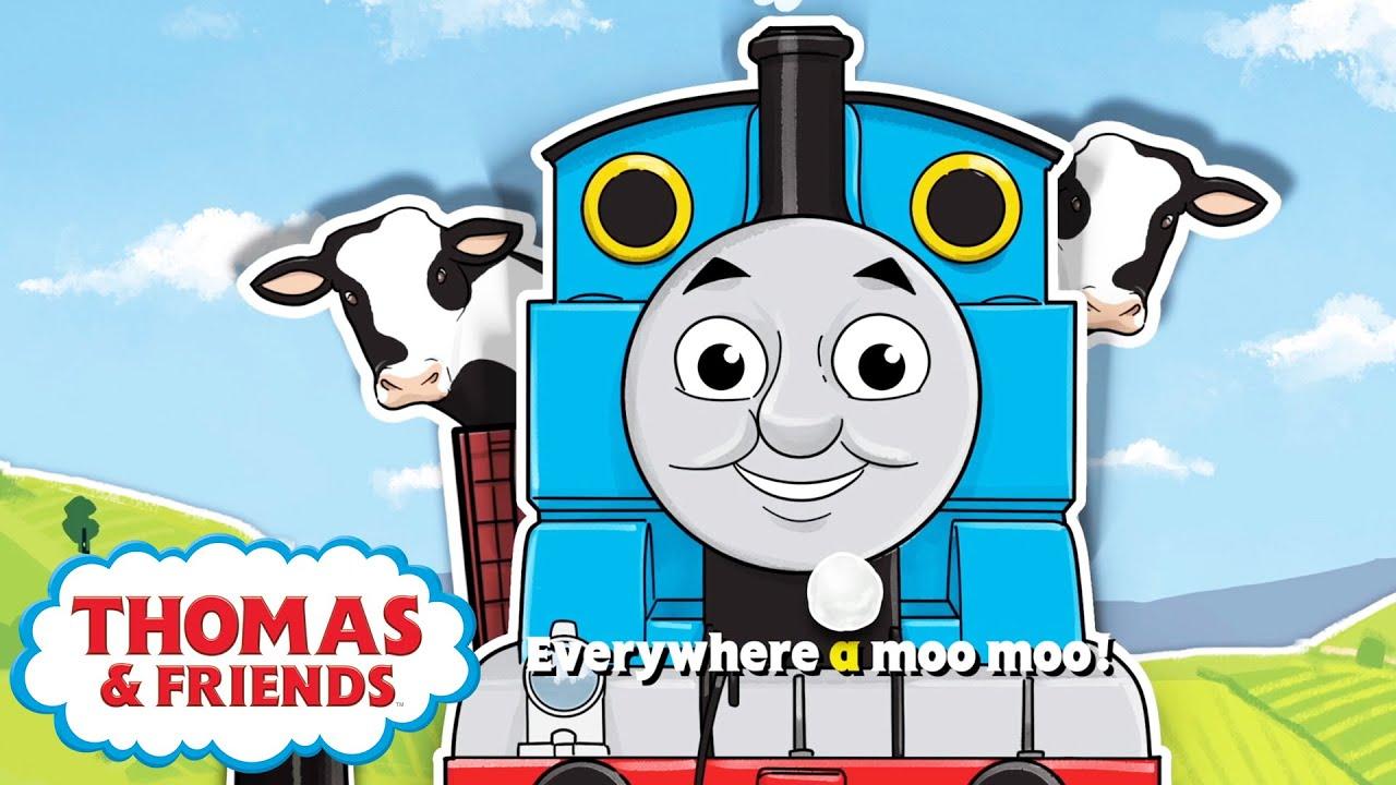 Old Macdonald Had a Farm - Thomas & Friends™ Nursery Rhymes & Kids Songs   Old McColl's Farm
