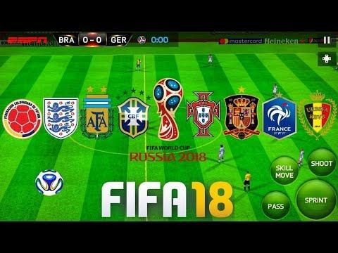 УСТАНОВКА FIFA 18