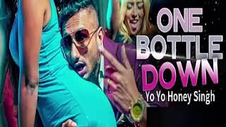 ONE BOTTLE DOWN ||MP3 SONG||