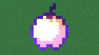 как скрафтить золотое яблоко в майнкрафте