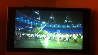 فريق ليبيا في اولمبياد لندن