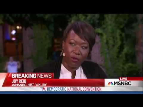 Joy Reid - 'Hillary Clinton Is Going to Teach Us' a Lesson on Sexism in This Election