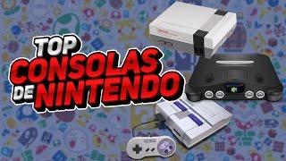 Top: Consolas de Nintendo