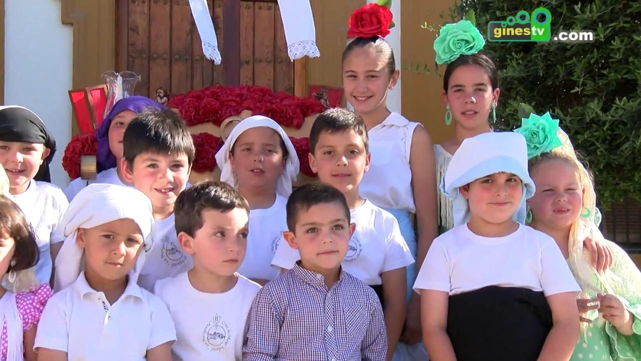 Convocado el Concurso Infantil de Cruces de Mayo, que se celebrará el viernes 25
