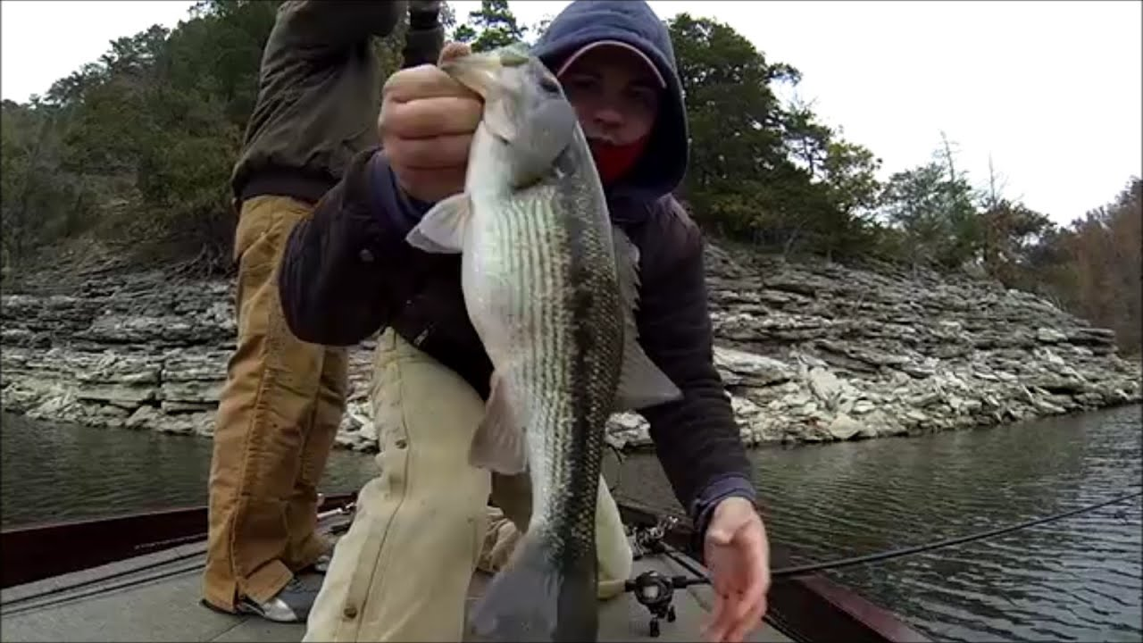 Bass fishing late fall youtube for Youtube bass fishing