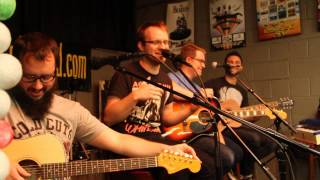 The Wonder Years - Local Man Ruins Everything (acoustic) 5/14/13