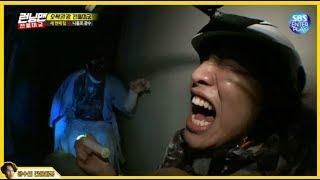 [SPECIAL CLIPS] [RUNNINGMAN]   The Coward Brothers : Kwangsoo & Jaeseok!! (ENG SUB)