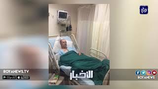 الاحتلال يرتكب انتهاكات بحق صلاح البرغوثي كادت تودي بحياته
