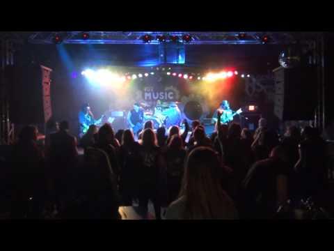 Veilside Live at The Music Factory Battle Creek Michigan 12/5/2015
