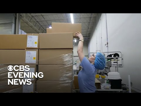 Sales Are Booming For Medical Supply Businesses