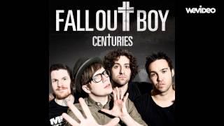 Fall out boy - Centuries instrumental