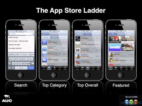 Getting Your App Out There – Marketing from the App Store (/dev/world/2011)