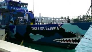 A Tour of the M/V John Paul DeJoria