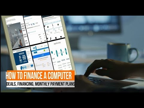 HOW TO FINANCE A COMPUTER 2019 WITH PAYPAL CREDIT, AMAZON, BESTBUY, APPLE, & DELL
