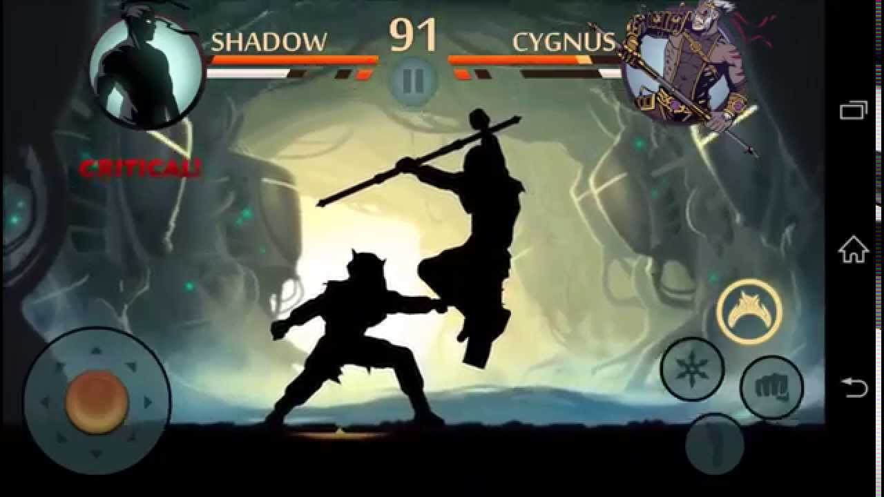 Shadow Fight 2 Titan Update Hideout Tournament 1 Techno Weapons