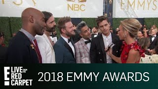 """Queer Eye's"" Jonathan Van Ness Recalls ""Fashion Police"" Days 