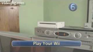 How To Setup Your Nintendo Wii