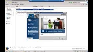 Install HP BPM 9.24 on Windows x64