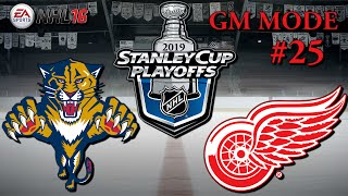 Double Overtime! - NHL 16 - Be A GM - Detroit Red Wings Ep. 25